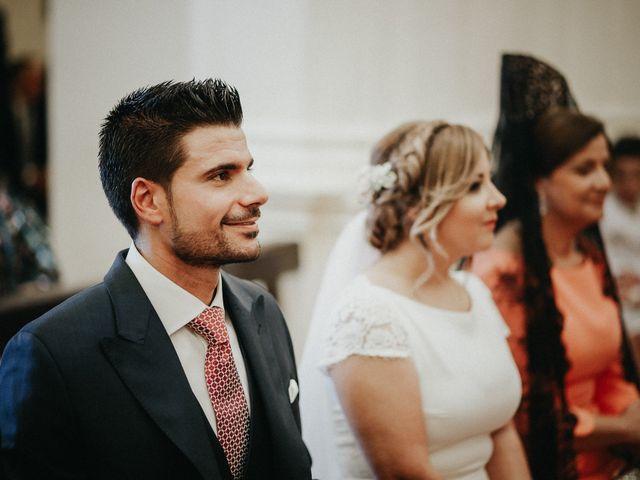 La boda de Eduardo y Rosa en Sanlucar La Mayor, Sevilla 27