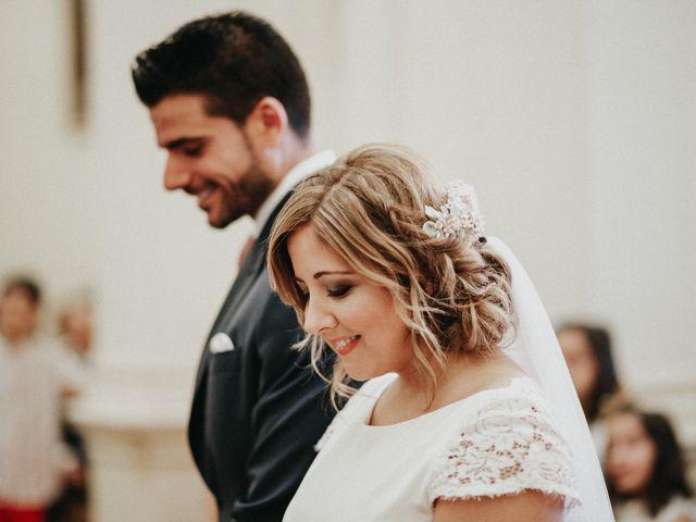 La boda de Eduardo y Rosa en Sanlucar La Mayor, Sevilla 29