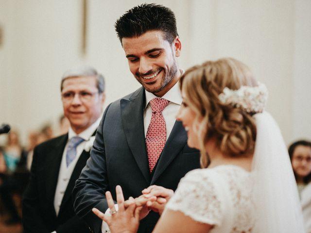 La boda de Eduardo y Rosa en Sanlucar La Mayor, Sevilla 32