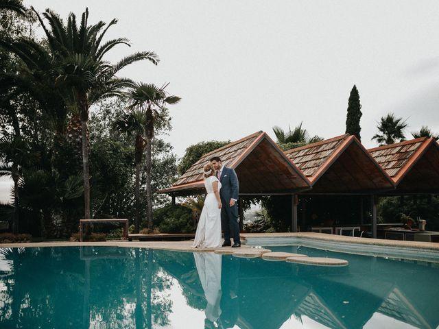 La boda de Eduardo y Rosa en Sanlucar La Mayor, Sevilla 68