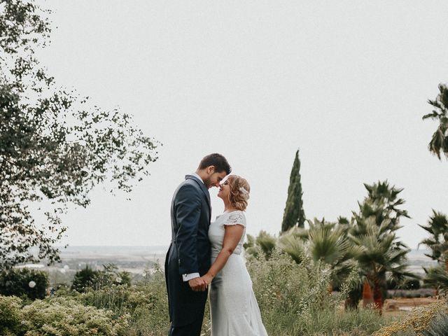La boda de Eduardo y Rosa en Sanlucar La Mayor, Sevilla 71