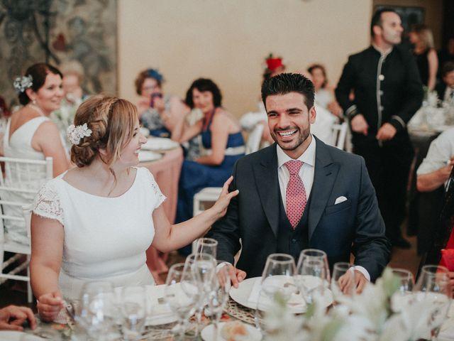 La boda de Eduardo y Rosa en Sanlucar La Mayor, Sevilla 59