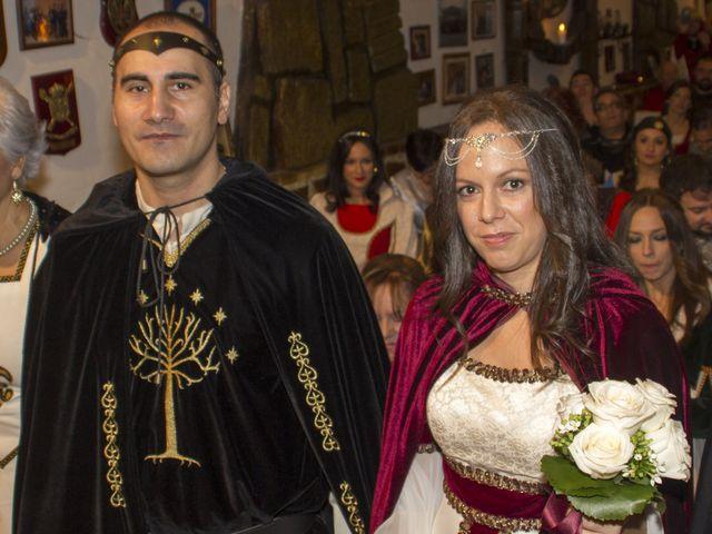 La boda de Soraya y Javier en Navalcarnero, Madrid 17