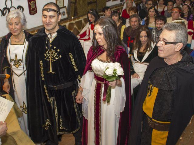 La boda de Soraya y Javier en Navalcarnero, Madrid 20
