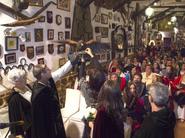 La boda de Soraya y Javier en Navalcarnero, Madrid 23