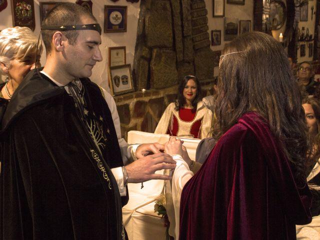 La boda de Soraya y Javier en Navalcarnero, Madrid 28