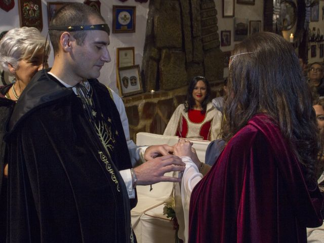 La boda de Soraya y Javier en Navalcarnero, Madrid 29