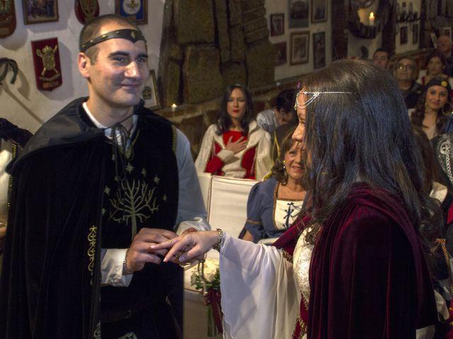 La boda de Soraya y Javier en Navalcarnero, Madrid 31