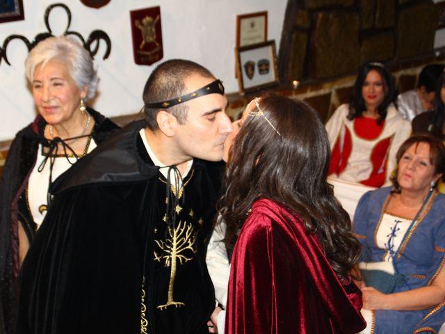 La boda de Soraya y Javier en Navalcarnero, Madrid 32