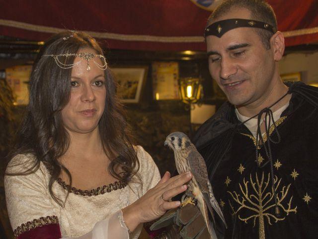 La boda de Soraya y Javier en Navalcarnero, Madrid 38