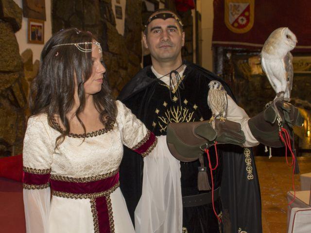 La boda de Soraya y Javier en Navalcarnero, Madrid 41