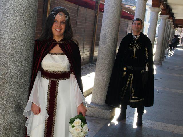 La boda de Soraya y Javier en Navalcarnero, Madrid 42
