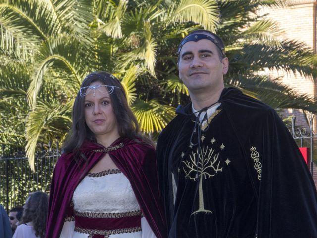La boda de Soraya y Javier en Navalcarnero, Madrid 44
