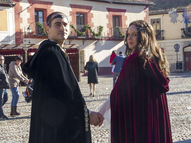 La boda de Soraya y Javier en Navalcarnero, Madrid 45