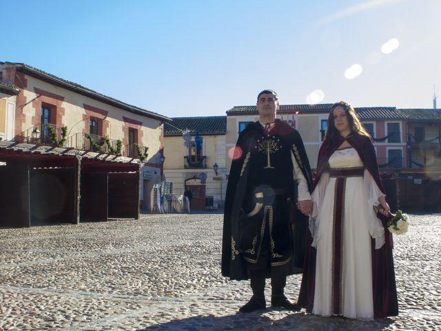 La boda de Soraya y Javier en Navalcarnero, Madrid 47