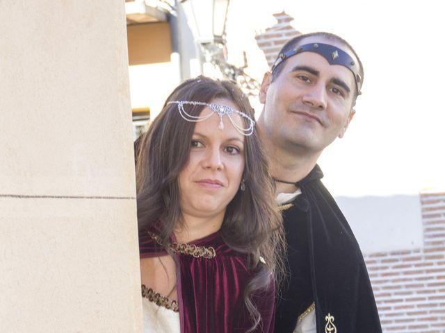 La boda de Soraya y Javier en Navalcarnero, Madrid 51