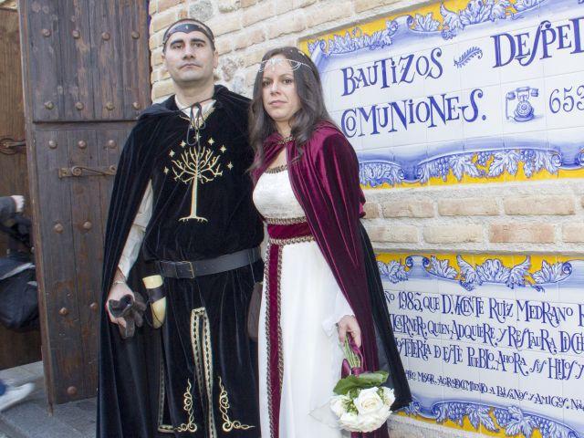 La boda de Soraya y Javier en Navalcarnero, Madrid 52