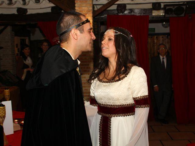 La boda de Soraya y Javier en Navalcarnero, Madrid 58