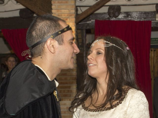 La boda de Soraya y Javier en Navalcarnero, Madrid 59