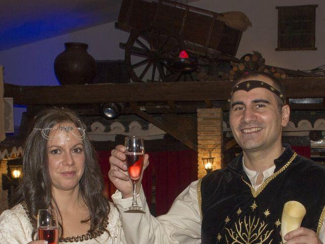 La boda de Soraya y Javier en Navalcarnero, Madrid 60