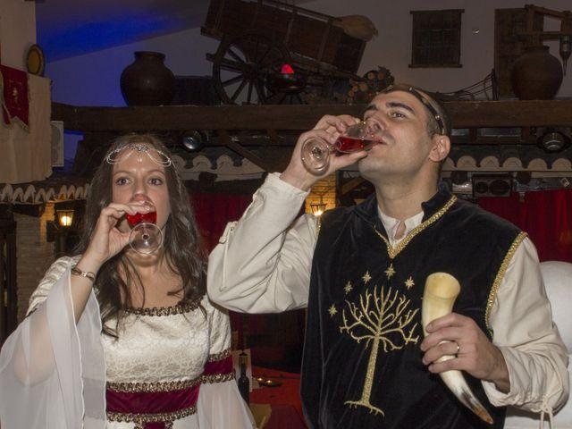 La boda de Soraya y Javier en Navalcarnero, Madrid 61