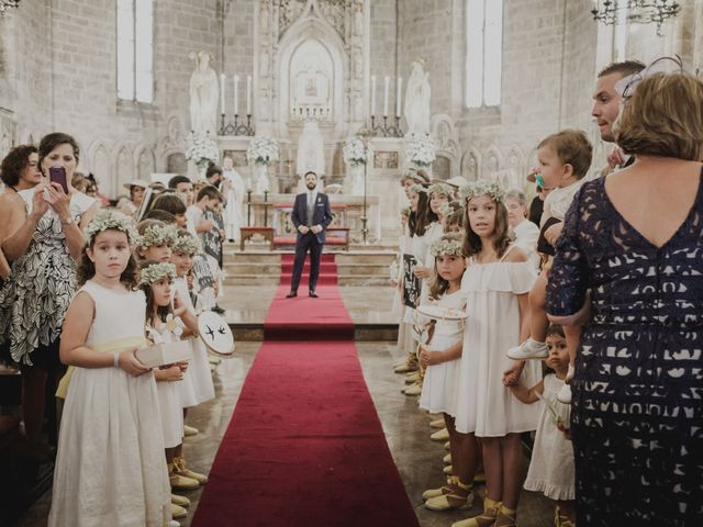 La boda de Ismael y Iris en Valencia, Valencia 17