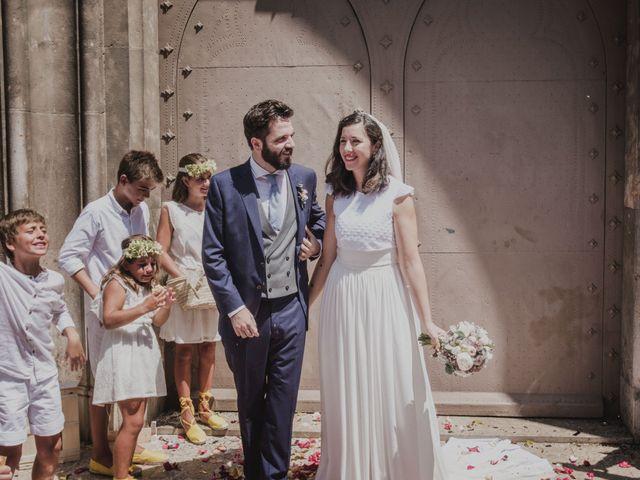 La boda de Iris y Ismael