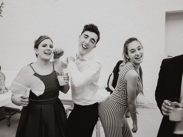 La boda de Ismael y Iris en Valencia, Valencia 48