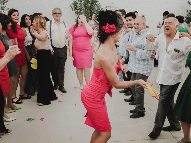 La boda de Ismael y Iris en Valencia, Valencia 50