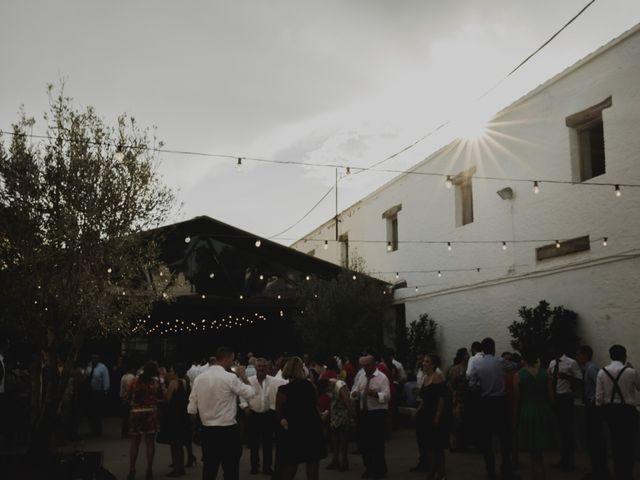 La boda de Ismael y Iris en Valencia, Valencia 55