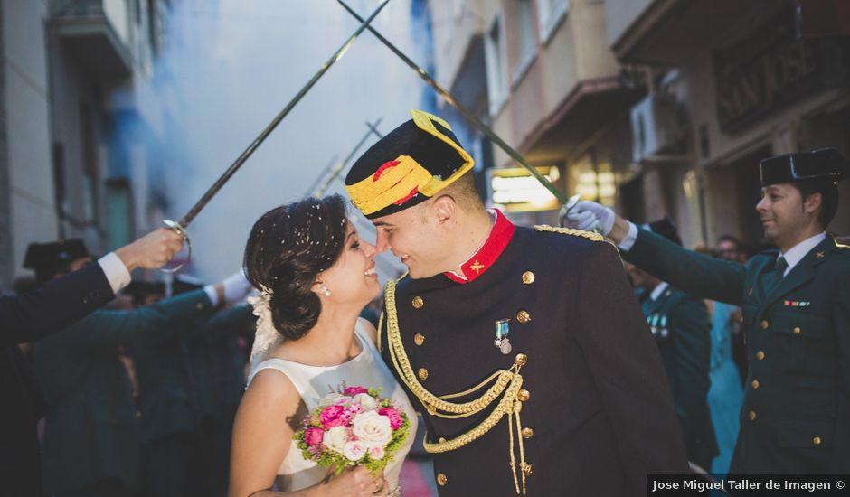 La boda de Ivan y Yazmina en Elx/elche, Alicante