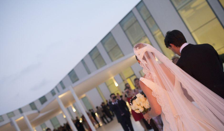 La boda de Fernando y Beatriz en Valencia, Valencia