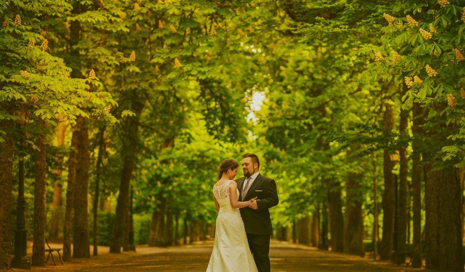 La boda de José y Celia en Colmenar Viejo, Madrid