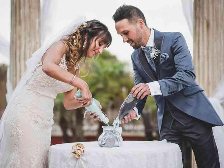 La boda de Irene y Raúl