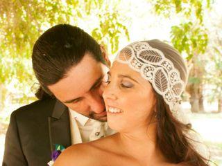 La boda de Davinia y José