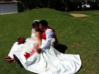 La boda de Rut  y Alejandro