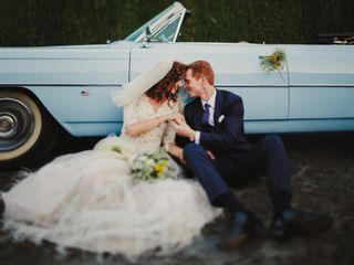 La boda de Raquel y Juan Luis