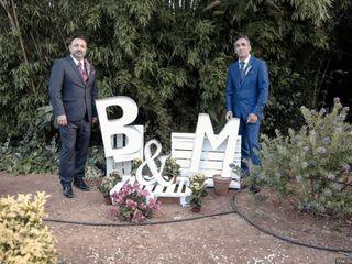 La boda de Bernat y Manuel