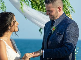 La boda de Cynthia y Eloy