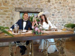 La boda de Noemí y Roberto