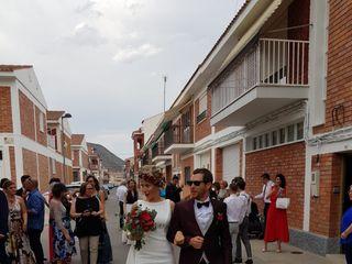 La boda de Elisabet y Rubén 1