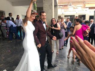 La boda de Elisabet y Rubén 2