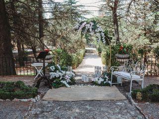 La boda de Carlo y Nathalye 1