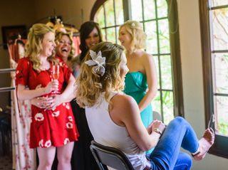 La boda de Natalie y Dwayne 1