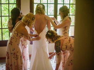 La boda de Natalie y Dwayne 3