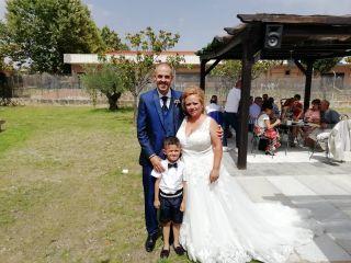 La boda de David y Verónica