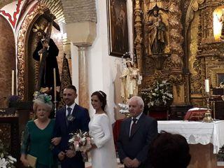 La boda de Azahara y Luis 1