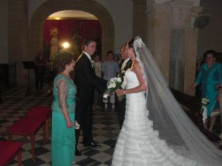 La boda de Lucía y Enrique