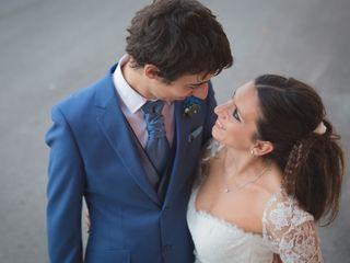 La boda de Hiedra y Borja