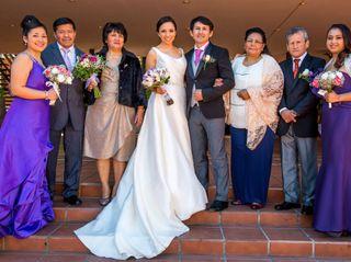 La boda de Evelyn y Juan Pablo 1